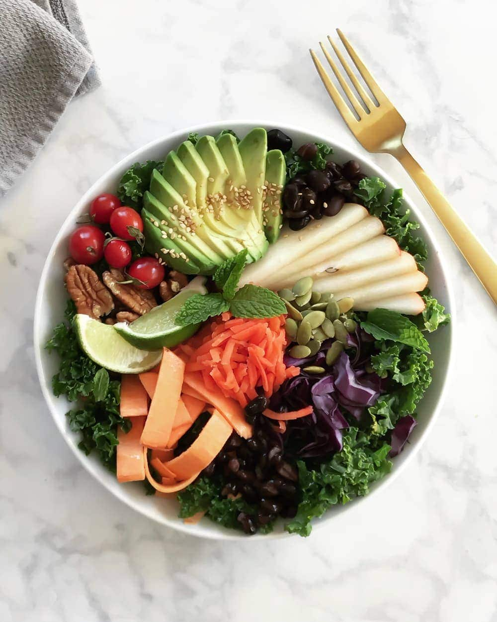 Gut-Healthy Power Bowl