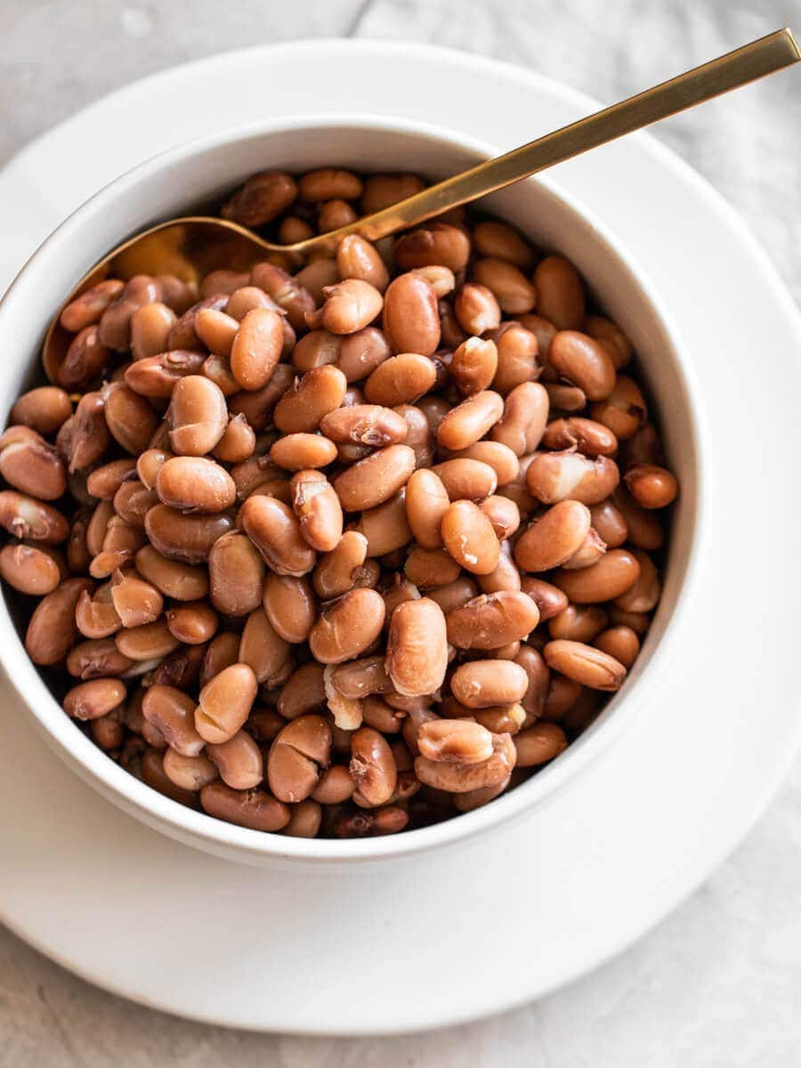 Instant Pot Pinto Beans No Soaking Necessary Real Vibrant