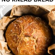 Pin for no knead bread.